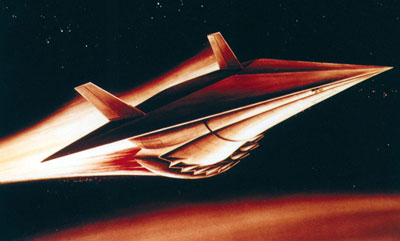 research paper on scramjet engine
