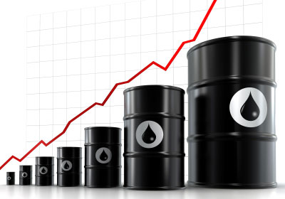 oil price illustration