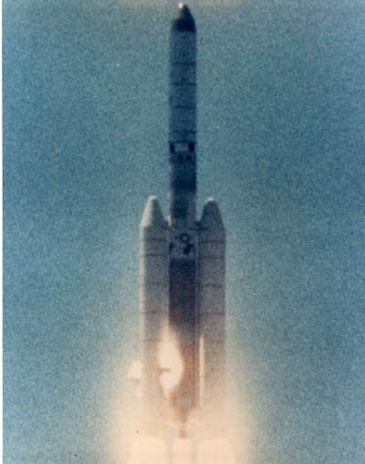 Titan 34D launch