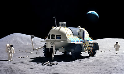 Moon Rover Vehicles (page 2) - Pics about space