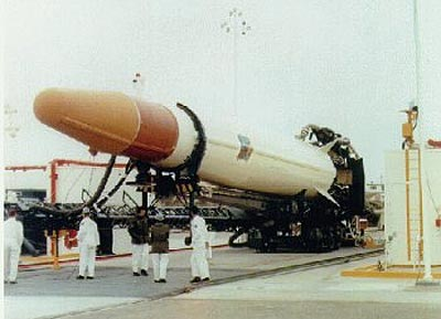 Thor launch vehicle