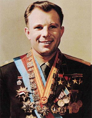 Gagarin photo
