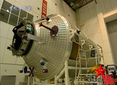 China prepara-se para lançar protótipo de laboratório espacial próprio