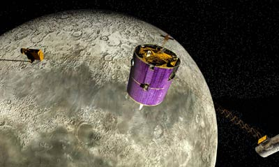 Lunar Prospector illustration