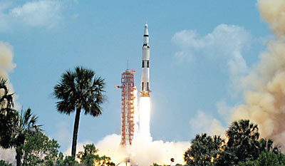 Saturn 5 launch