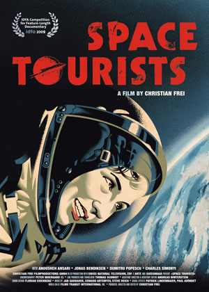 Space Tourists poster