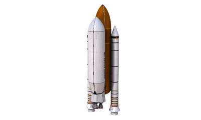 The Space Review: How to build a Shuttle-derived heavy-lift program