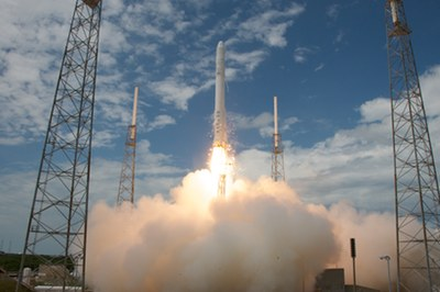 Falcon 9 first launch