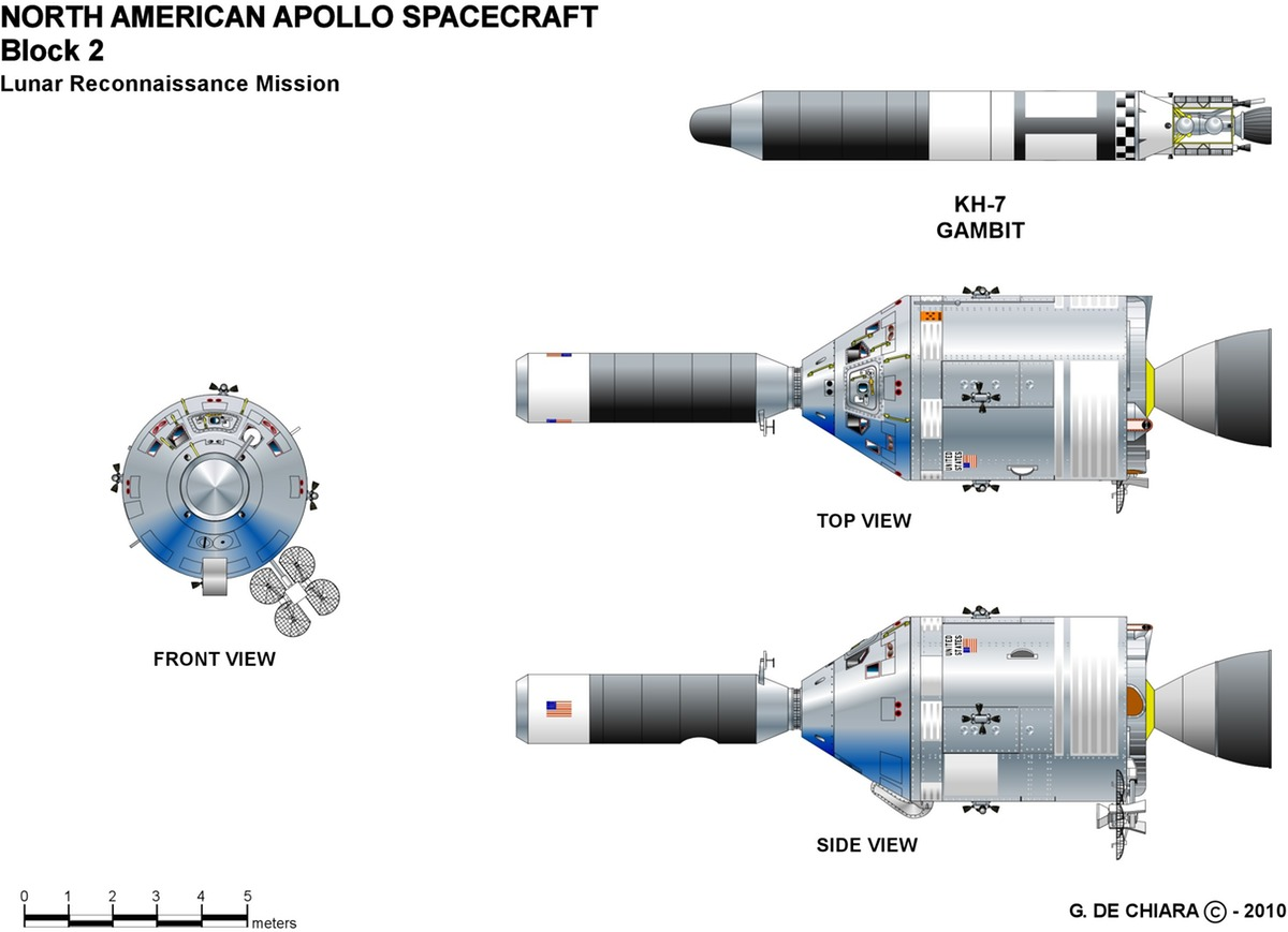 apollo 5 spacecraft - photo #33