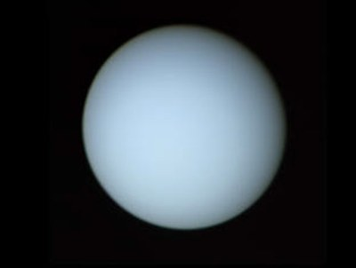Ultraviolet NASA Voyager 2 Uranus - Pics about space