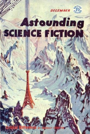 Astounding Science Fiction cover