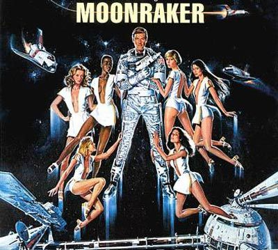 Moonraker illustration