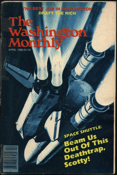 Washington Monthly cover
