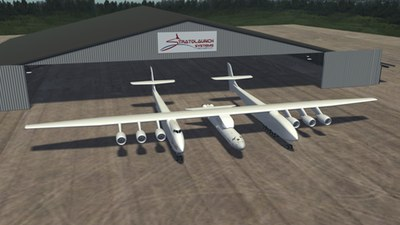 Stratolaunch illustration