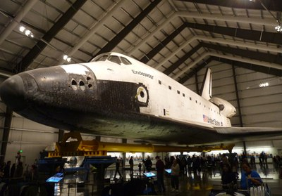 The Space Review Visiting the shuttles