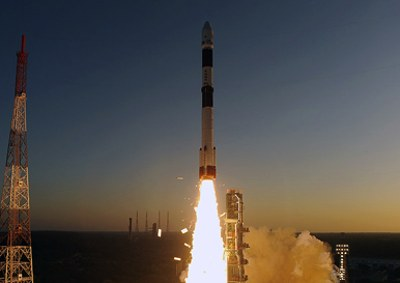 PSLV launch