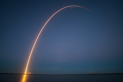 SpaceX Falcon 9 SES-8 launch