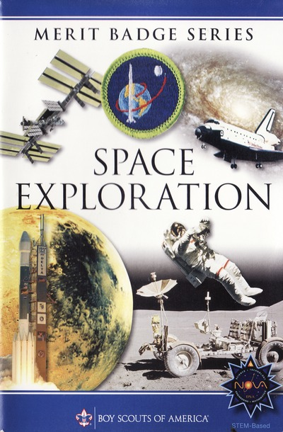 Space Exploration guide cover