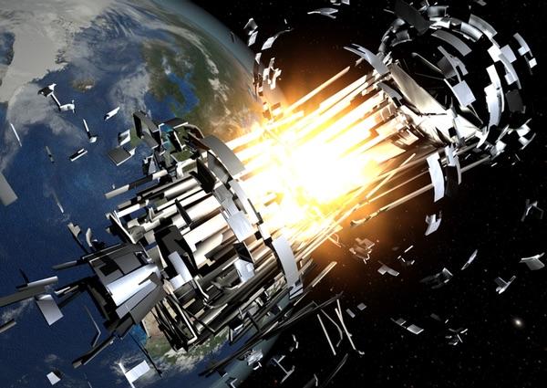 orbital debris essays
