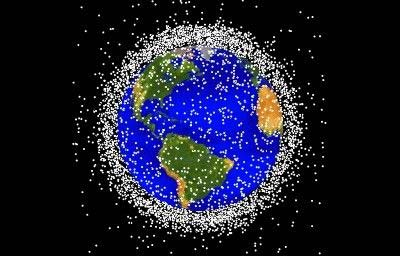 objects orbiting Earth