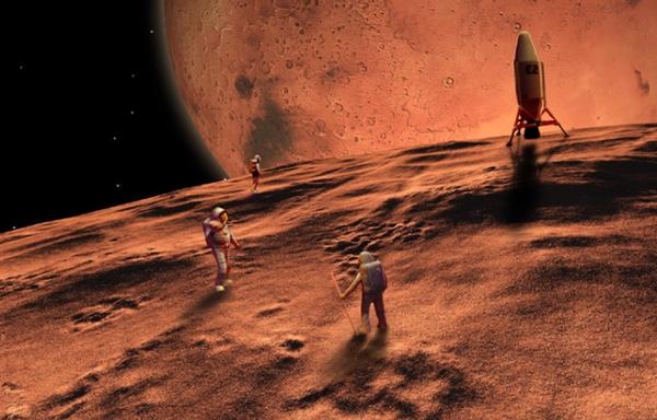 NASA provides formula for future struggle, and closing domination of the human race
