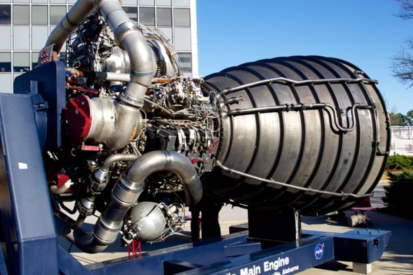 space shuttle engine - photo #12