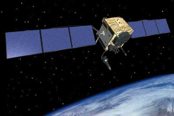 GPS Block II F satellite
