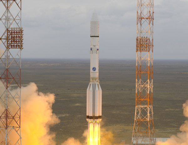 ExoMars launch