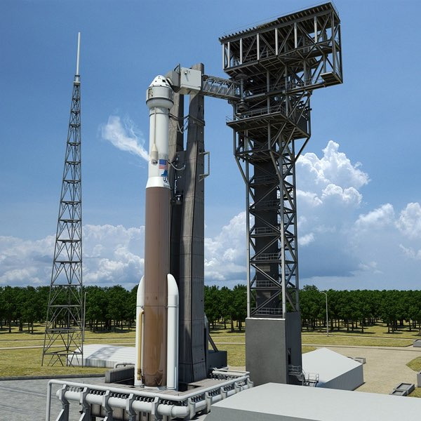 The Space Review Human Rating The Atlas V Centaur For Nasa S