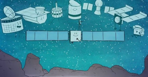Rosetta cartoon and image