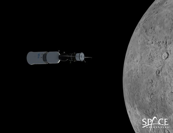 Soyuz to Moon