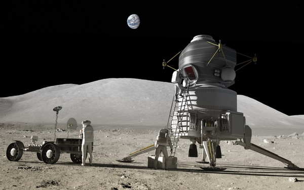 lunar ethics and space commercialization - photo #42