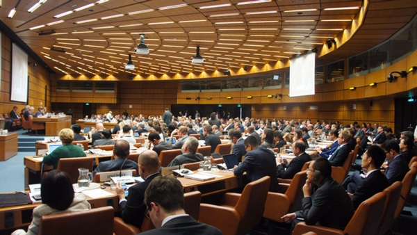 COPUOS meeting