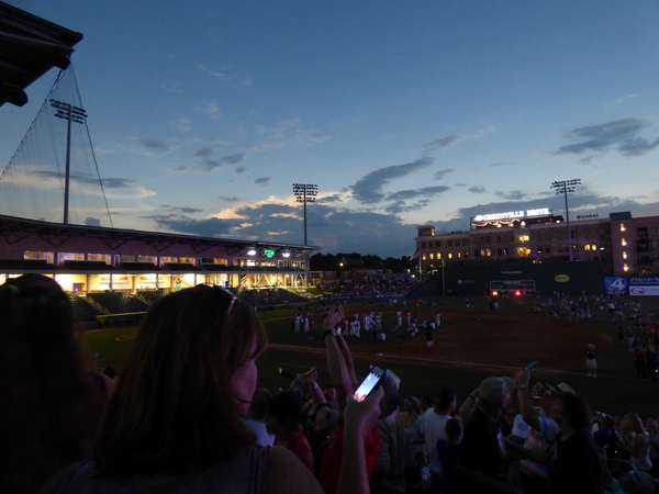Greenville ballpark