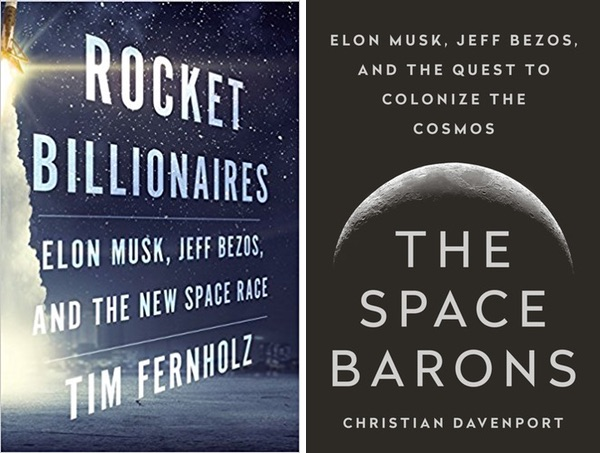 The Space Review Reviews Rocket Billionaires And The Space Barons