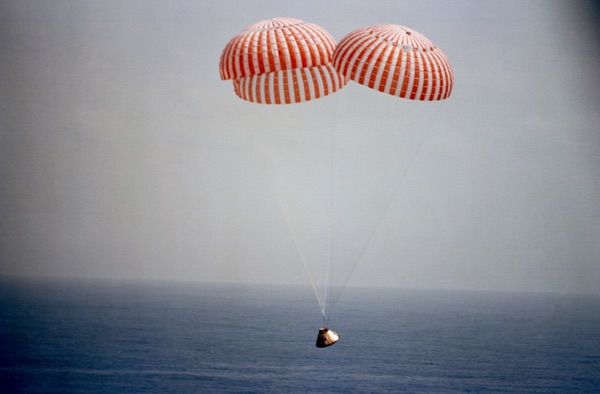 Apollo 11-Splashdown