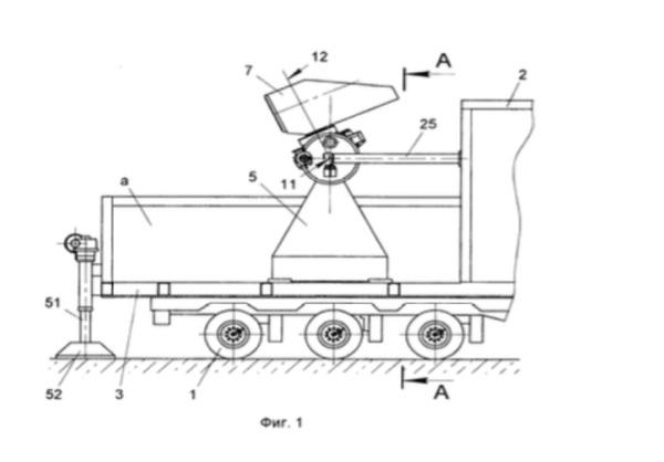 """Retirado de uma patente RFYaTs-VNIIEF 2015 para o que foi descrito como um """"telescópio óptico móvel""""."""