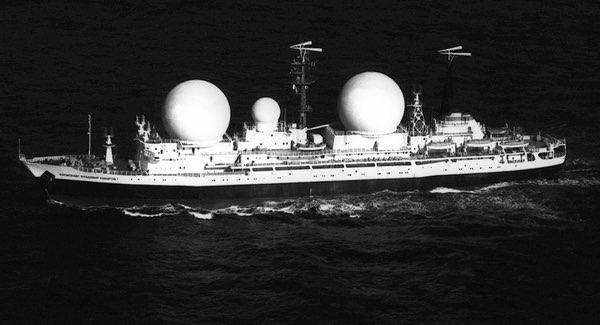 Tracking ship Komarov  - 4190b - National Intelligence Estimates and the Soviet space program