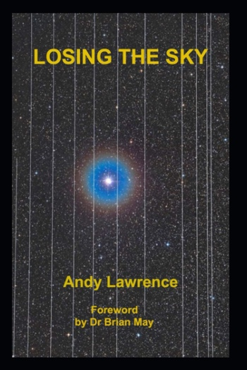 book cover  - 4191a - The Space Review: Review: Losing the Sky