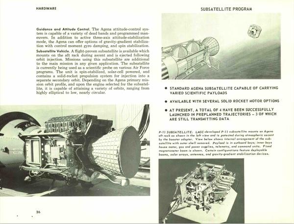 P-11 Agena