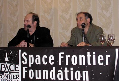 Zubrin and Tumlinson