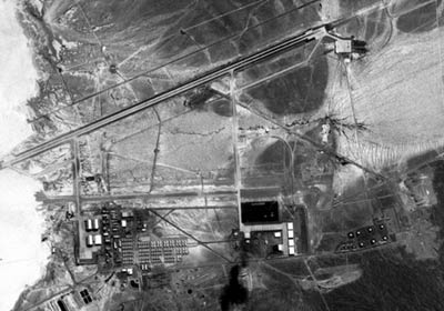 Astronauts and Area 51: the Skylab Incident