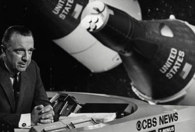 Where can I get some good, reliable information on Walter Cronkite? (books)?