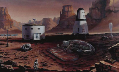 The Space Review: Some thoughts on Mars Direct (page 1)