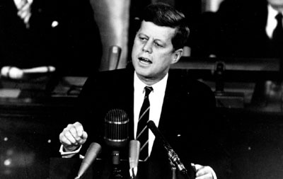 JFK 1961 speech