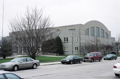 Sheboygan Municipal Auditorium and Armory
