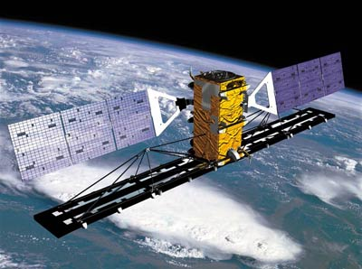 Radarsat-2 illustration