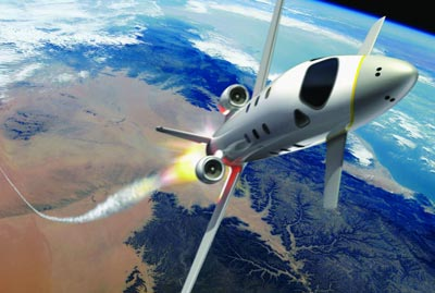 EADS Astrium spaceplane design