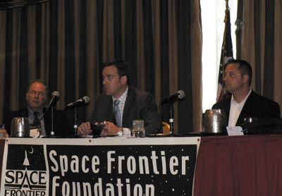 NewSpace panel