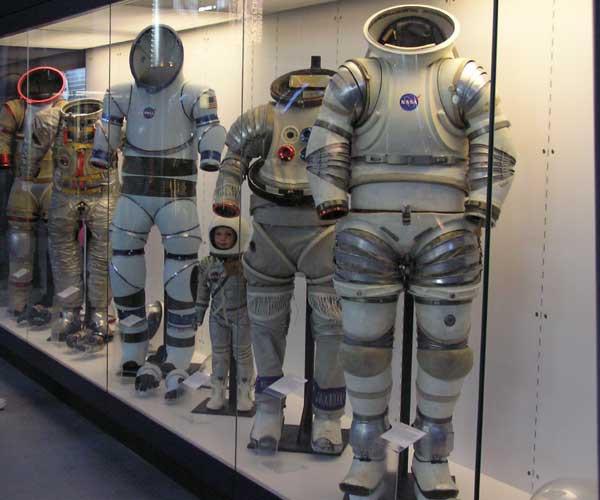 Spacesuit collection